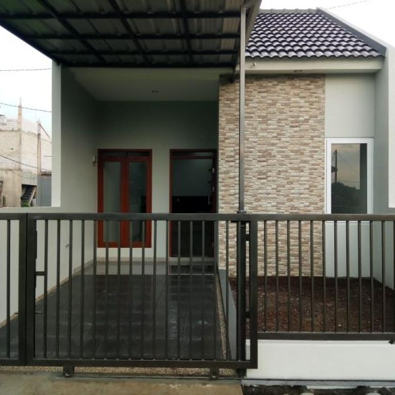 Rumah Baru Minimalis Dekat Kampus Unpad Jatinangor Bandung