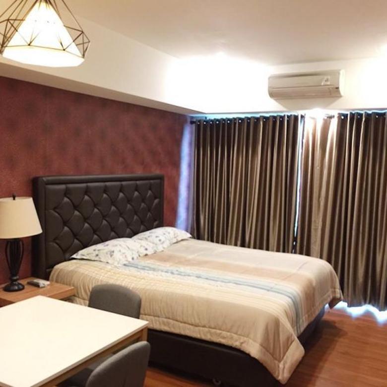 Dijual Furnished Studio Lt 9 Apartemen LA GRANDE TAMANSARI MERDEKA Bandung