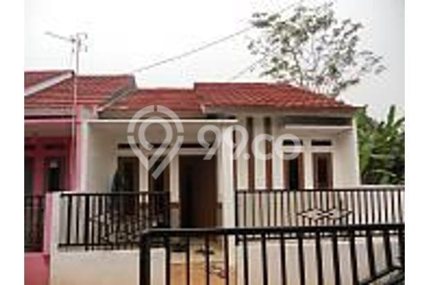 Rumah murah citayam bebas banjir lokasi asri dekat dengan jalan raya 14708027