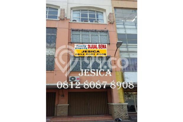 Sewa Ruko Mutiara Taman Palem Hadap Jalan Unit Terbatas Bagus Untuk Bisnis 18865163
