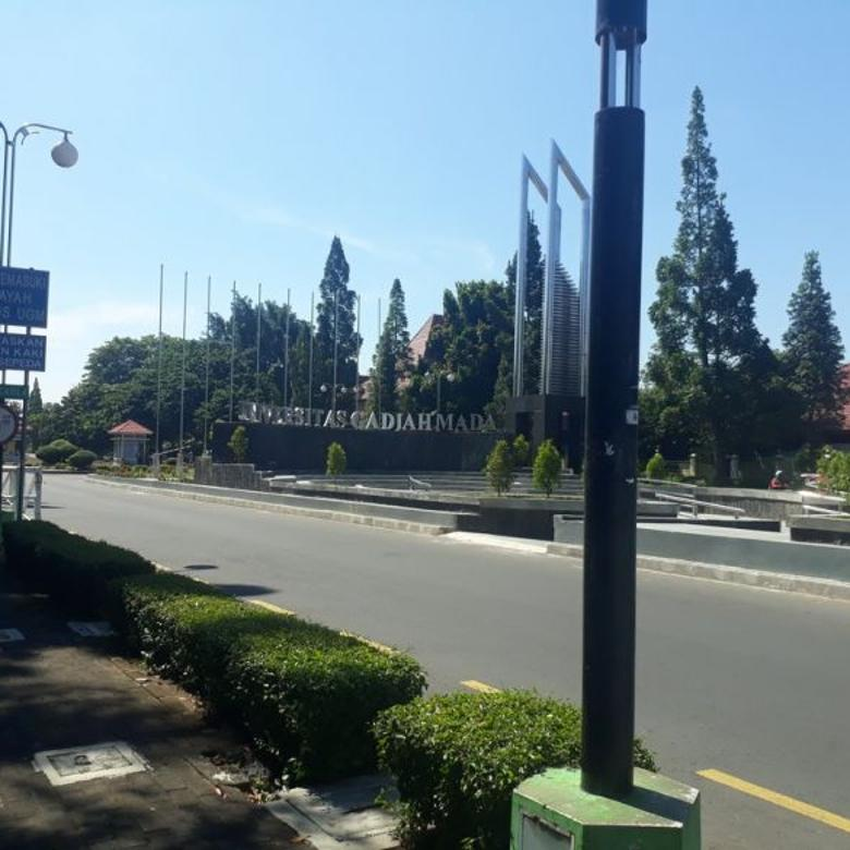 Tanah Dijual Jl Kaliurang Dekat UGM, Pas Bangun Kos Asli Murah