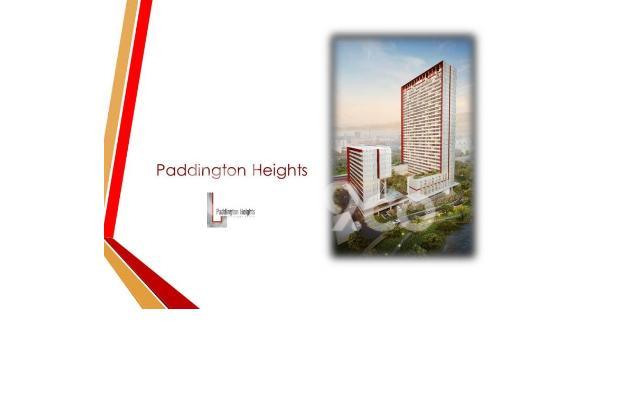 Apartemen Idaman Paddington Heights dengan Lokasi Strategis 13206189