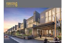 DIJUAL KOMERSIAL FORESTA BUSINESS LOFT 6 BSD