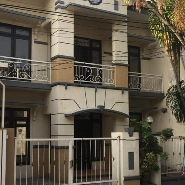 Rumah Graha Sampurna Indah Surabaya Terawat 2 Lantai