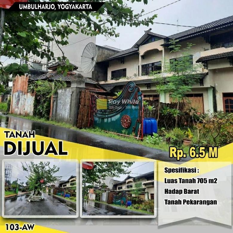 Tanah Umbulharjo Yogyakarta