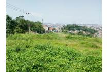 3,5 Km dr Gedung sate. Tanah View Bandung. Sudah ada siteplan u vila/rumah