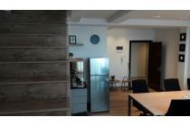 Disewakan Apartemen Soho Podomoro City Furnish Untuk Office Luas 102 m2