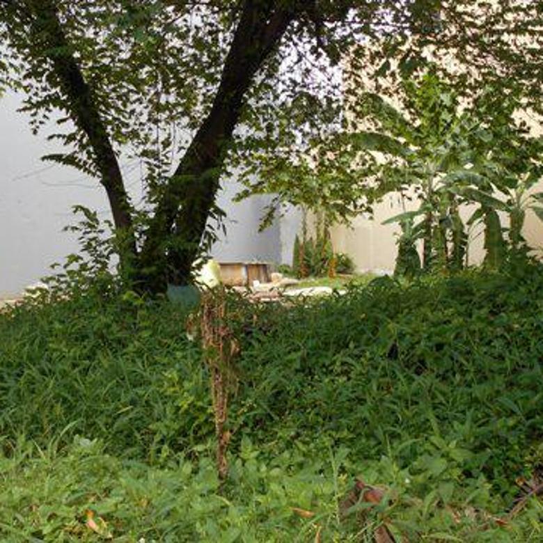 Pondok Indah, kav. Alam Asri  300 m2  (12 x 25 )