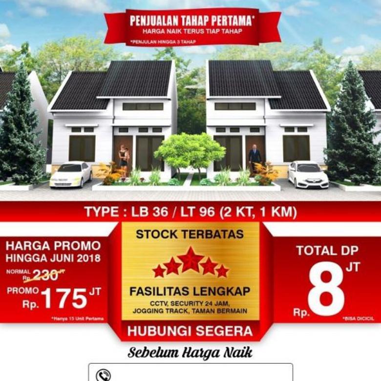 Permata Residences Palembang 175 jta
