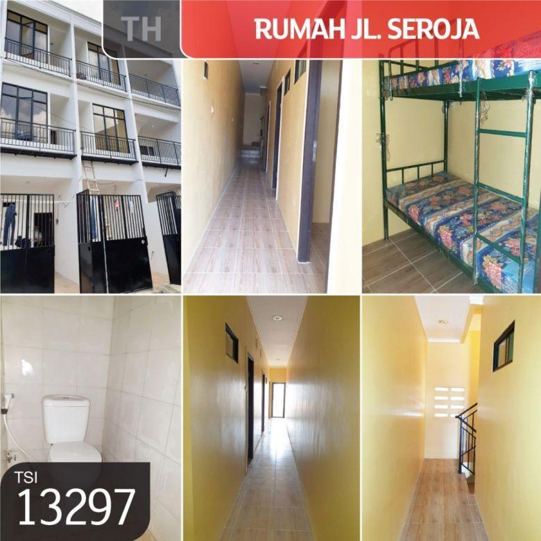 Rumah Jl. Seroja, Jakarta Barat, 3,2x16m, 3½ Lt, SHM