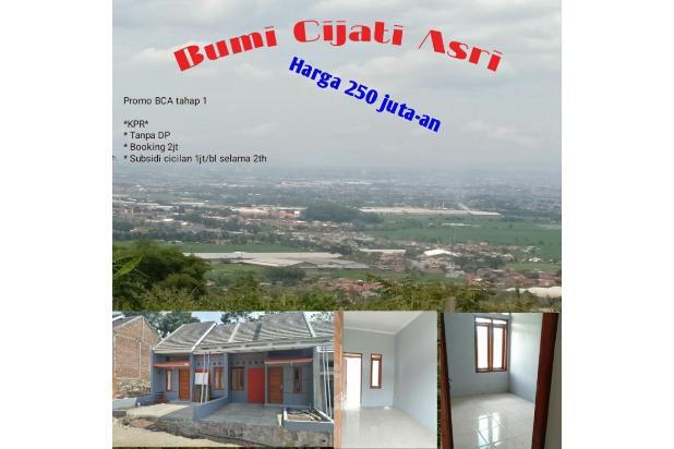 Rp250jt Rumah Dijual