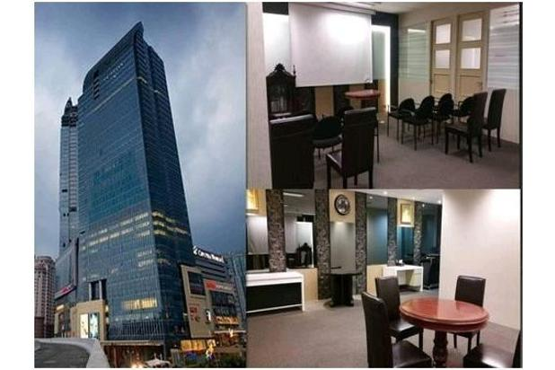 FOR LEASE OFFICE SPACE DBS TOWER - CIPUTRA WORLD 1 JAKARTA SELATAN 17150578
