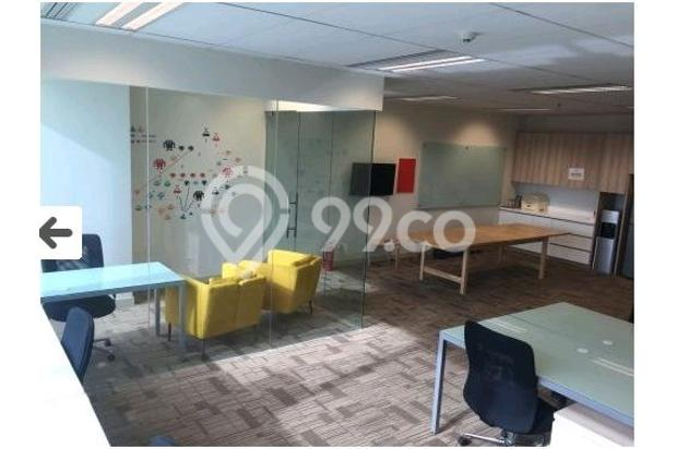 FOR LEASE OFFICE SPACE DBS TOWER - CIPUTRA WORLD 1 JAKARTA SELATAN 17150577