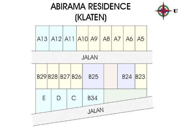 Miliki Hunian KPR DP 0 % di Klaten, Termurah 300 Jt-an 17700218