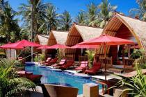 Dijual Murah Resort Bintang 3 Di Gili Trawangan - Lombok
