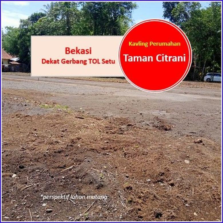 Kavling Perumahan Area Dukuh Zamrud, Free Desain: Promo Diskon