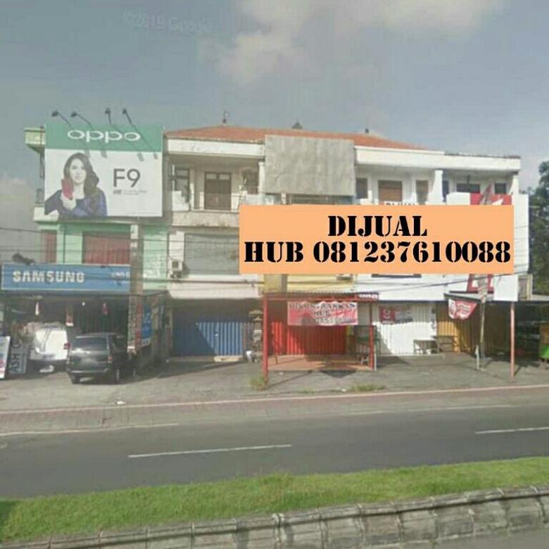 DIJUAL CEPAT RUKO Strategis DiPusat Kota Denpasar