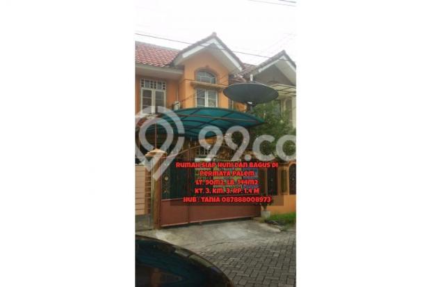 Rumah Siap Huni Dan Bagus di Permata Palem 6373318