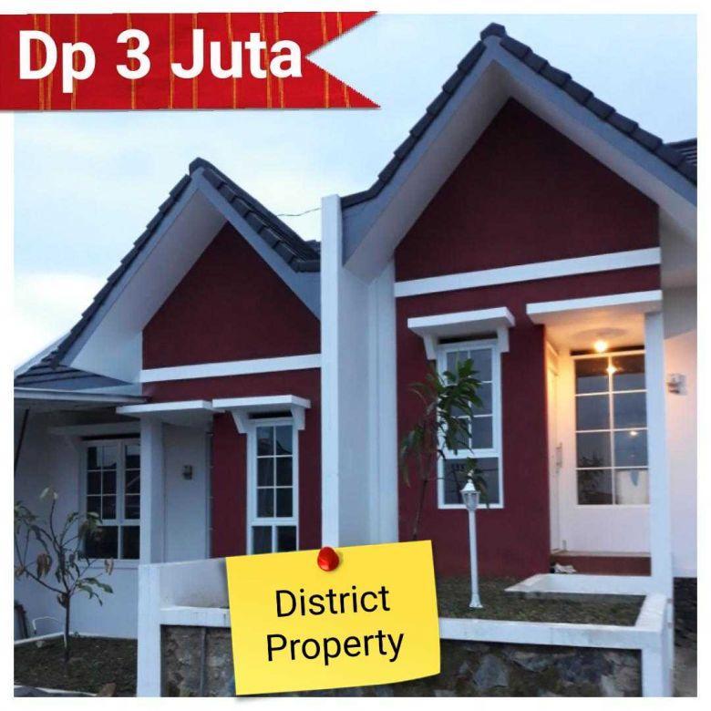 Rumah di Pasirjati, Cijambe, Ujungberung, Bandung.