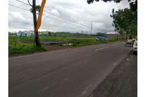 tanah murah pinggir jalan propinsi