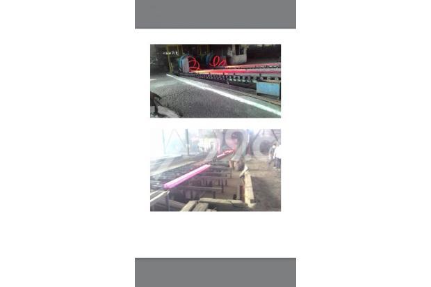 """pabrik baja siap take over""""lanjutkan """" 18274597"""