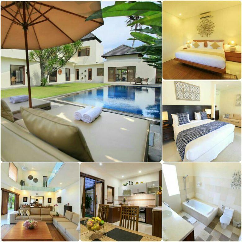 Luxury Modern Villa for sale di By pass sanur, dekat renon, denpasar selata