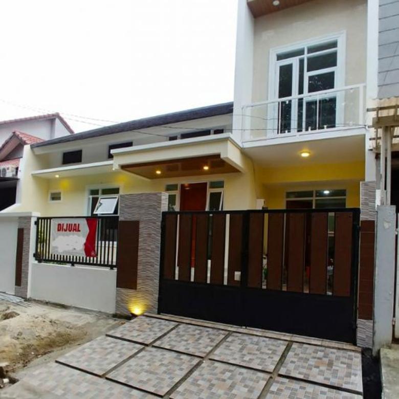 Rumah Siap Huni Dalam Komplek Elit Nyaman dan Tenang Di Megapolitan Cinere