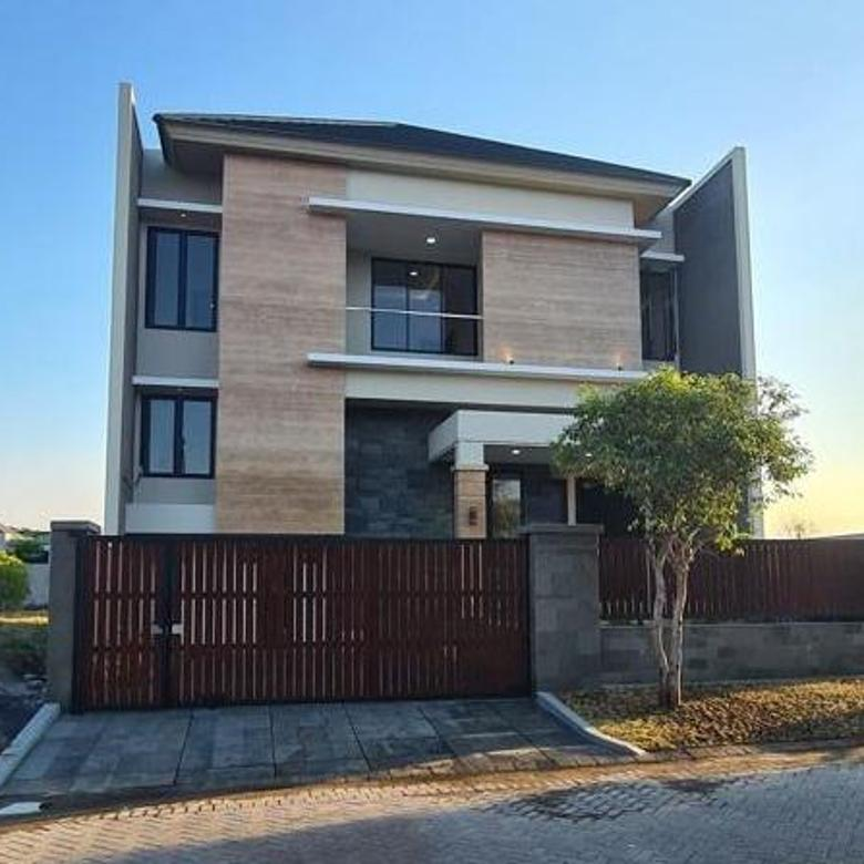 Rumah Citraland Somerset Surabaya Baru Gress Split Level