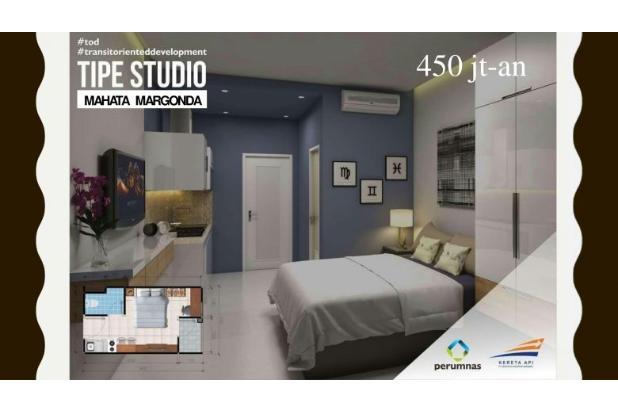 Rp706jt Apartemen Dijual