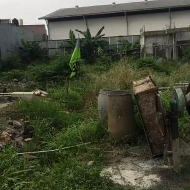 Tanah kavling 72m2 SHM dalam cluster selangkah ke jalan raya bintara