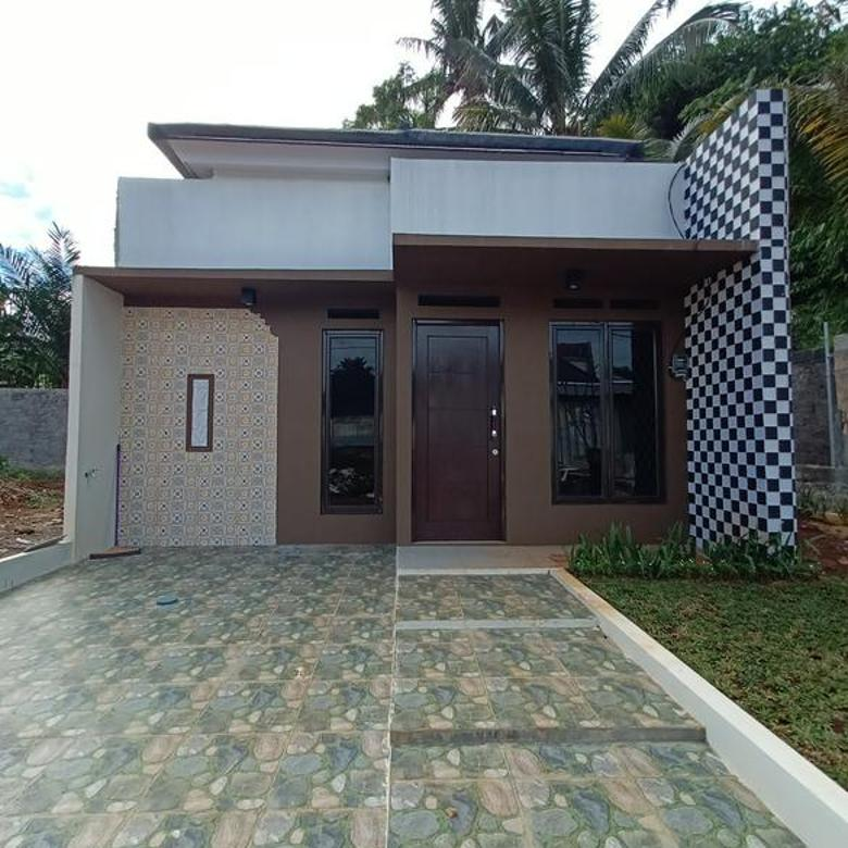 Rumah Khas Bali di Depok! Diskon 20 Juta Plus Subsidi biaya!