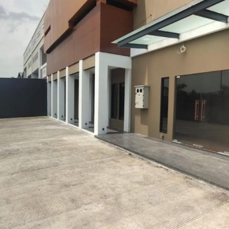 Dijual Gudang + Office baru renov di Delta Silicon 3 Cikarang