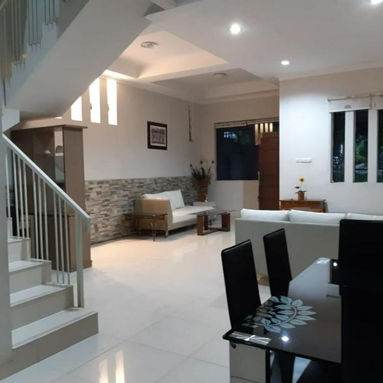 Rumah Minimalis Furnished Siap Huni di Setraduta Bandung