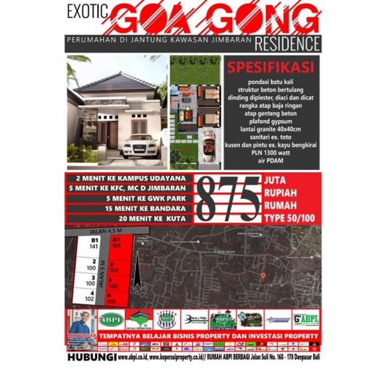 Exotic Goa Gong Residence