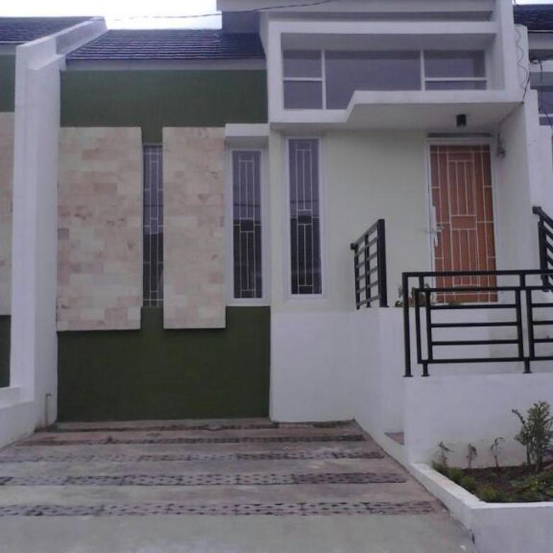 Rumah baru cilengkrang ujung berung banyak bonus