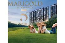 Marigold Tower 5, Apartemen Terbaru dan Terdepan di BSD City