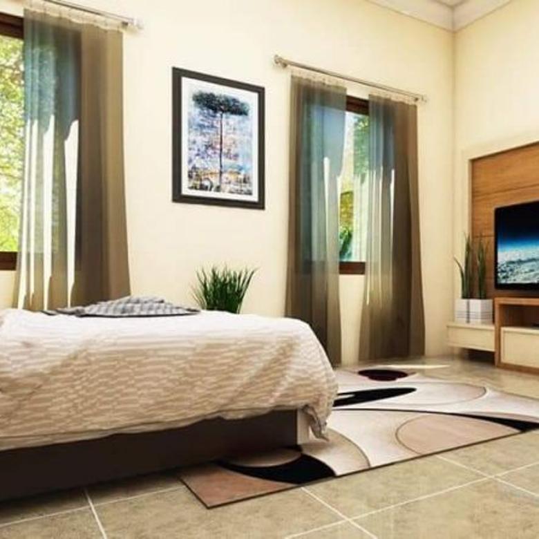 Rumah baru tingkat bonus kolam renang Purwokerto