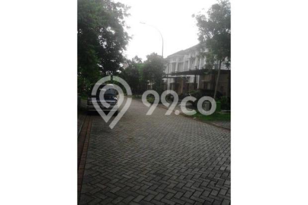 Dijual Rumah Strategis di Residence One Blue Safir BSD Tangerang 12397185