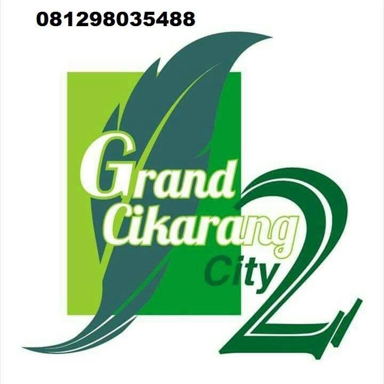 grand cikarang city 2 harga terbaik