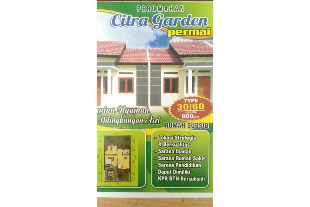 Dijual rumah perumahan citra garden permai 17793905