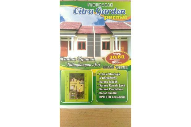 Dijual rumah perumahan citra garden permai 17793944