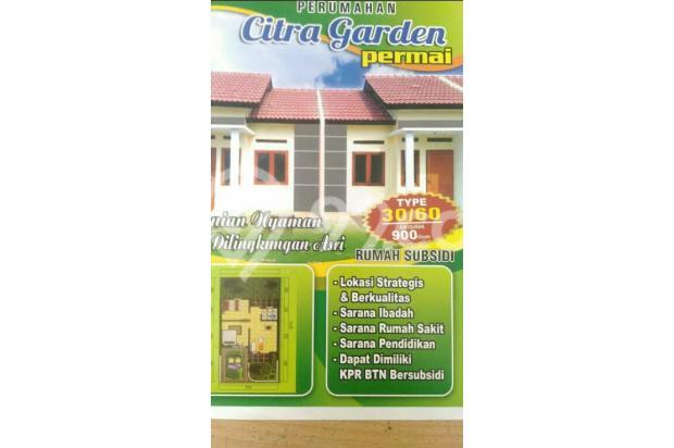 Dijual rumah perumahan citra garden permai 17793993