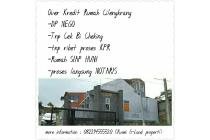 dijual MURAH rumah di CILENGKRANG sayap Cibiru bs Over Kredit DP NEGO