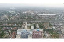 Dijual tanah di Jakarta Timur, Lokasi sebelah pintu tol, cluster
