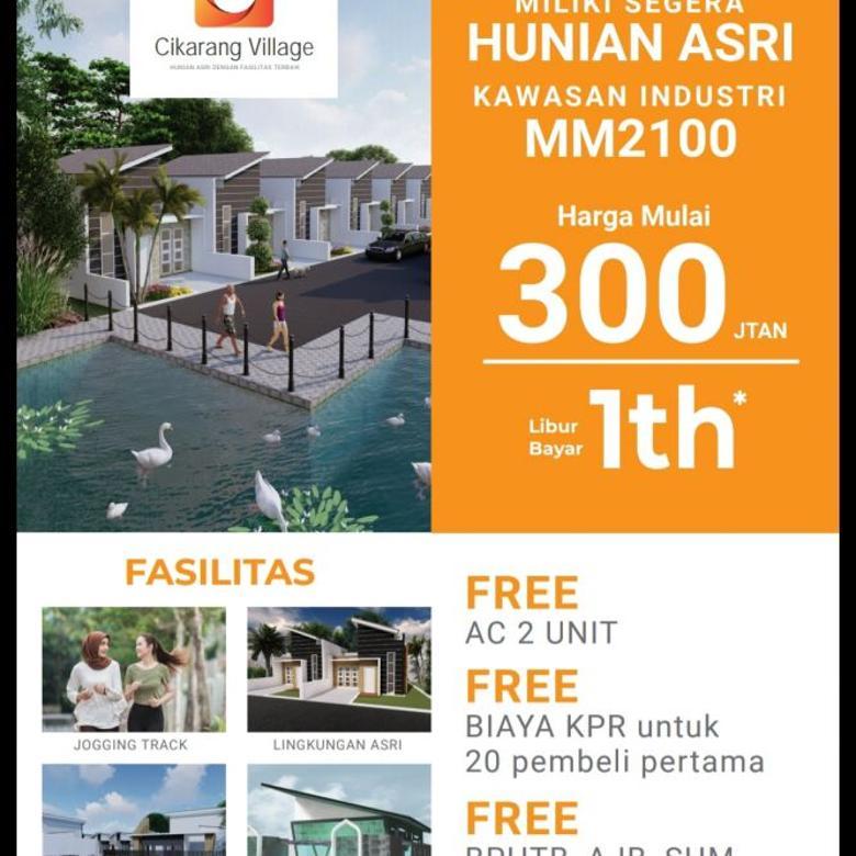 Cikarang Village : Kawasan MM2100