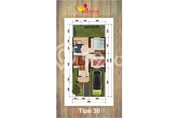 Dijual Rumah Berkualitas 300 JTan, DP 10 JT Di Sawangan. 14317043