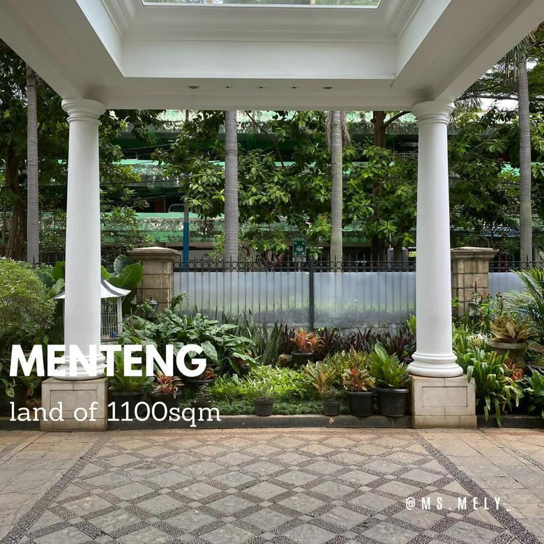 Rumah Mewah Dan Luas Area Menteng Jakarta Pusat
