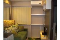 Apartemen Furnish, Lengkap, Murah, Strategis, Potensi sewaan bgs di Bandung