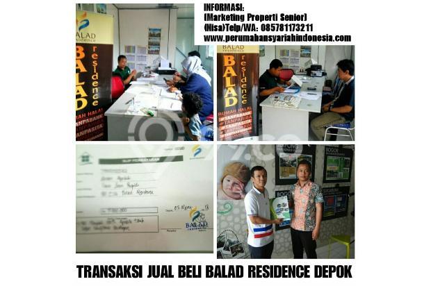Rumah KPR Syariah Tanpa BI Checking Di Dekat STASIUN DEPOK | Cicilan 3Juta 16579295