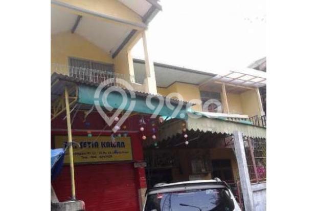 rumah 2 lantai, di jalan kebanggaan, cpb, jakarta pusat di jual cepat 3580337
